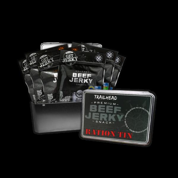 Gourmet Beef Jerky Gift Tin